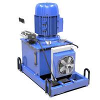 Гидростанции с ручным управлением